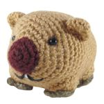 https://icrochetthings.wordpress.com/2017/05/12/free-pattern-friday-mini-wombat-amigurumi/