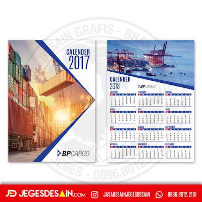 Jasa Desain Kalender Untuk Beragam Keperluan Perusahaan - Jegesdesain.com