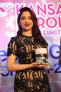 Tamannaah Bhatia at Launch of Kansai Nerolac new products Pics 031.jpg