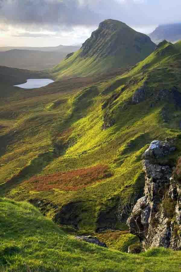 Quiraing, Scotland: