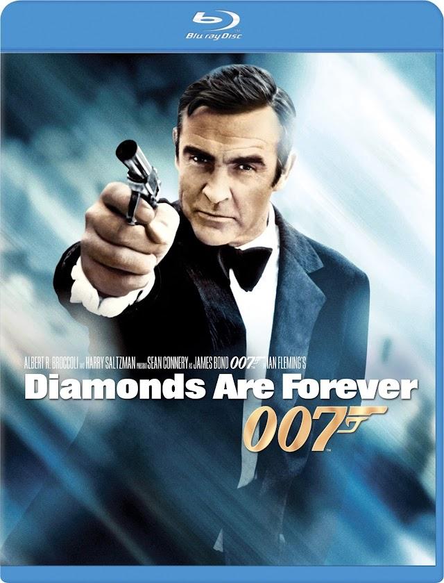 Diamonds Are Forever 1971 x264 720p Esub BluRay Dual Audio Hindi English GOPI SAHI