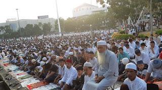 Sholat Idul Fitri Dapat Dilakukan di Rumah