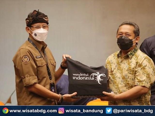 Kemenparekraf Diminta Dukung Pariwisata dan Ekonomi Kreatif di Kota Bandung