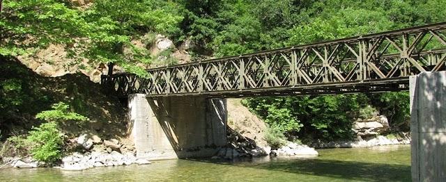 Αγορά 2 γεφυρών Μπέλεϋ ...διά παν ενδεχόμενο-Θα φυλάσσονται σε Στρατιωτικές Μονάδες Θεσσαλίας