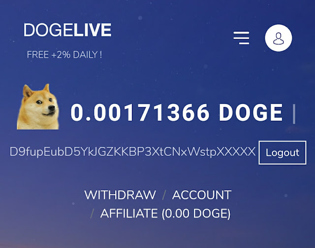 cryptocurrency, dogecoin, doge.live, mining dogecoin, cloud mining dogecoin,
