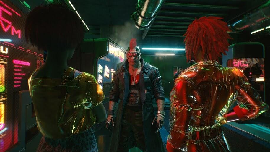 Cyberpunk 2077, Game, 4K, #3.2266