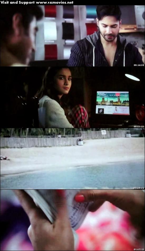 Badrinath Ki Dulhania 2017 Hindi 480p DVDScr