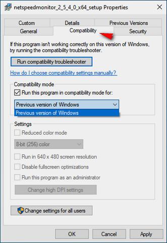 كيفية تثبيت برامج ويندوز 7 على ويندوز 10