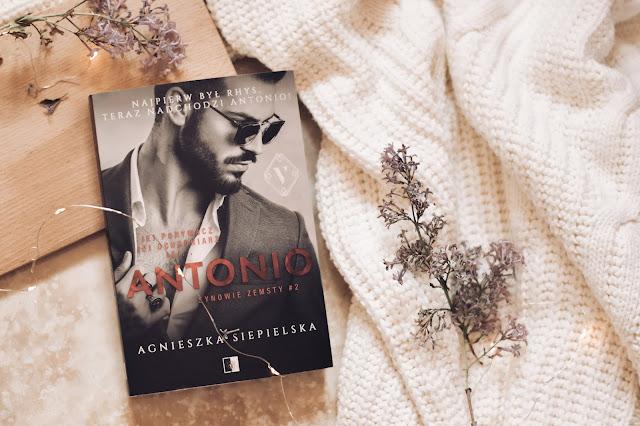 "Agnieszka Siepielska - ,,Antonio"" (recenzja)"