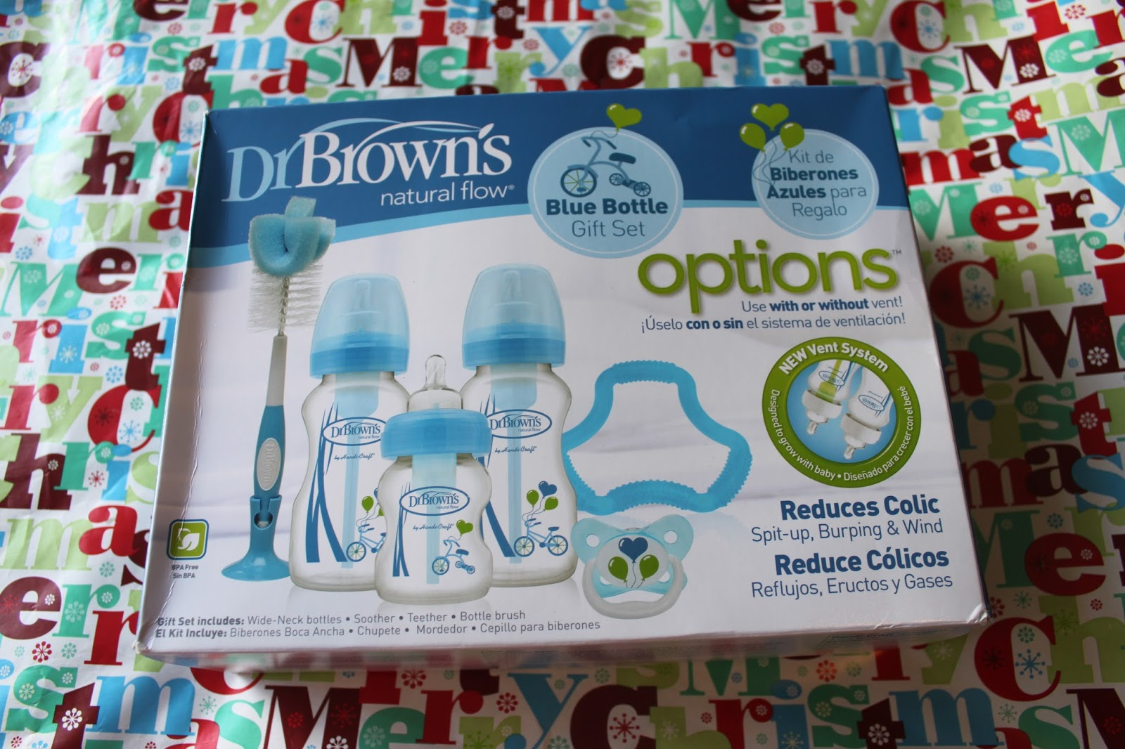 Raising The Rainbows: Christmas Giveaway With Dr Browns