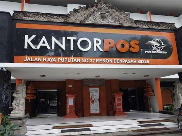 Nomor Call Center Kantor Pos Kota Denpasar