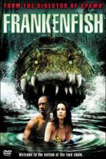 descargar Frankenfish: la criatura del pantano en Español Latino