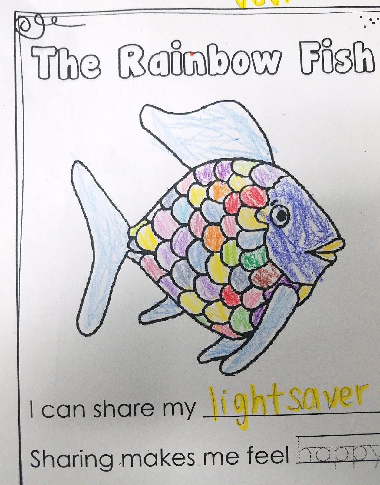 Miss Jones Kindergarten Class Habit 1