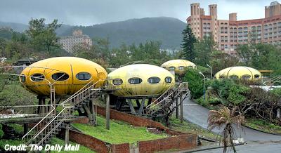 UFO Ghost Village
