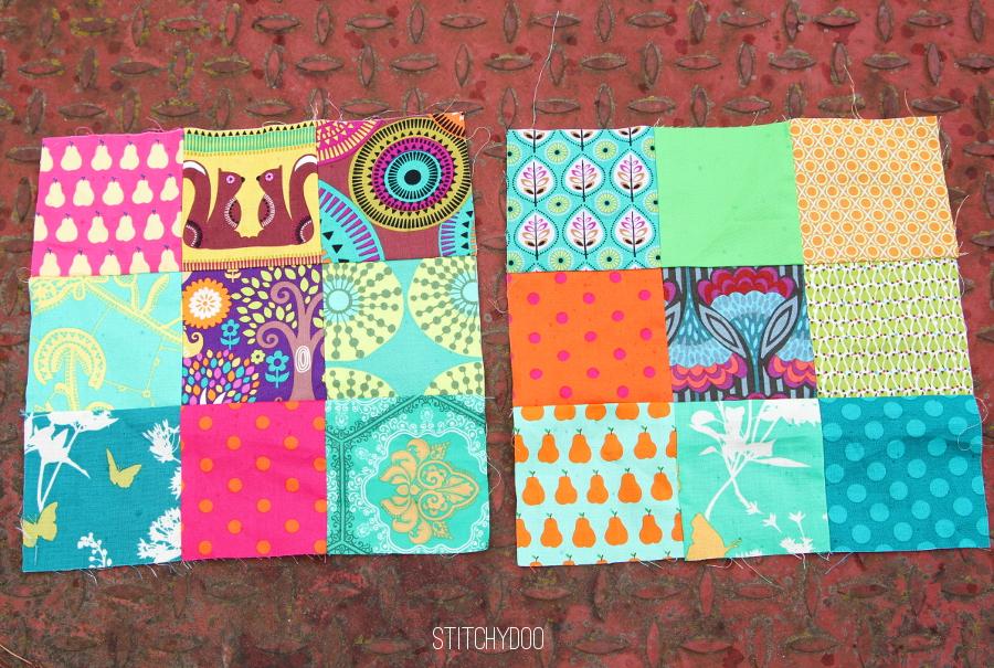 Der 365 Tage Quilt von stitchydoo | Zwischenstand im Mai - Patchwork-Decke