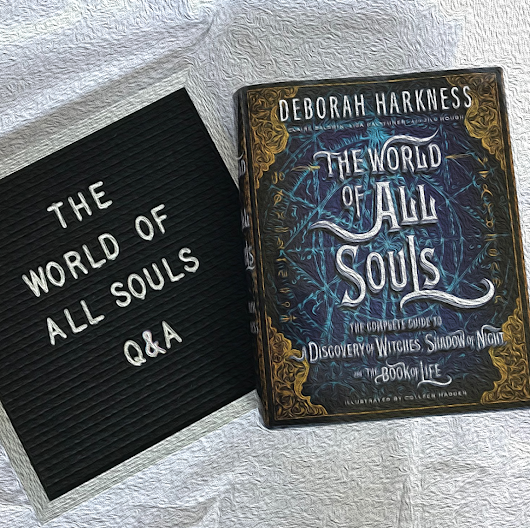 All Souls Book News - A Recap of What's Been Happening So Far . . .