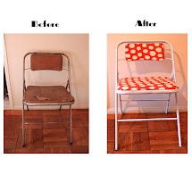 Vintage Samsonite Folding Chairs Makeover Queen