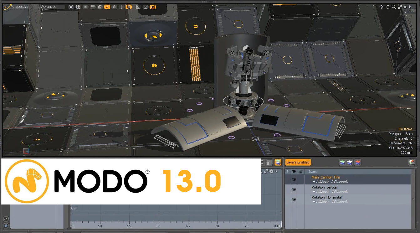 Foundry launches Modo 13 with support for GPU-rendering with AMD