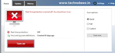 antivirus ke bina pc virus ko kaise remove kare, www.technobeez.in