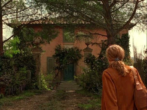 """casa do filme """"Sob o Sol da Toscana"""""""