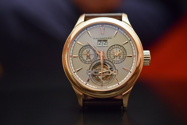 Chopard L.U.C All-in-One 'Janus Watch