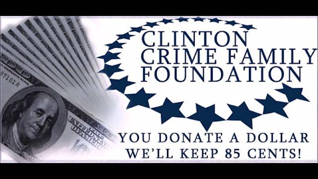 Resultado de imagen para El FBI ha reabierto el caso contra la Fundación Clinton y la investiga en 5 ciudades