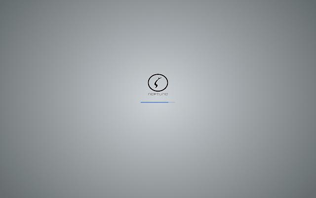 Loading Neptune OS Plasma Desktop