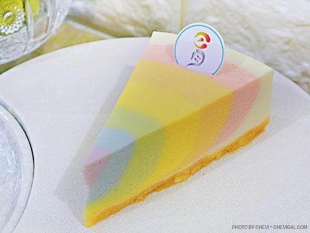 8 - 台中甜點│日月手工坊,美到捨不得吃!夢幻彩虹與星空讓你一次就能擁有!