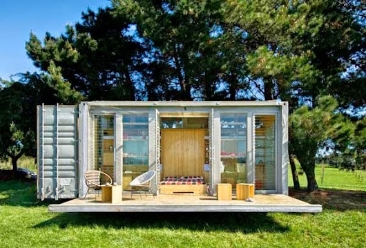 Thinking Humanity: A Shipping Container Costs About $2,000. What These 15 People Did With That Is Beyond EpicA Shipping Container Costs About $2,000. What These 15 People Did With That Is Beyond Epic