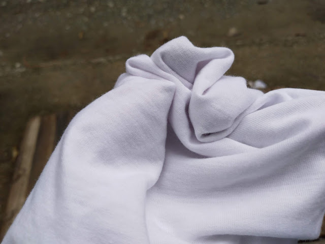 Chất vải thực tế của giẻ lau trắng cotton A5, vải lau trắng A5 chất cotton