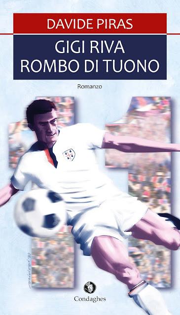 Gigi RIva ROmbo di Tuono, Davide Piras ed. Condaghes