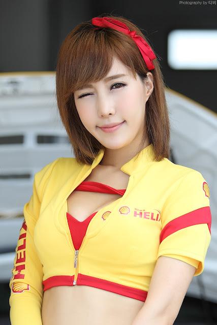 Xxx Nude Girls Im Min Young - Korea Speed Festival R3 2012-3883
