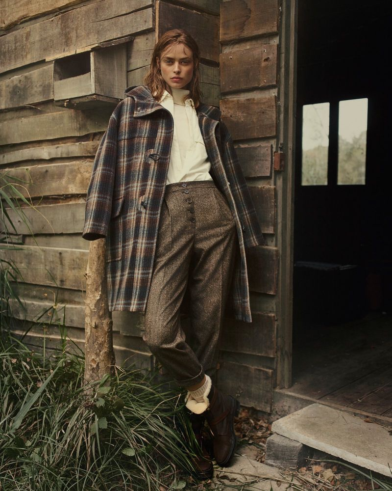 Massimo Dutti Winter Horizons 2018 Lookbook