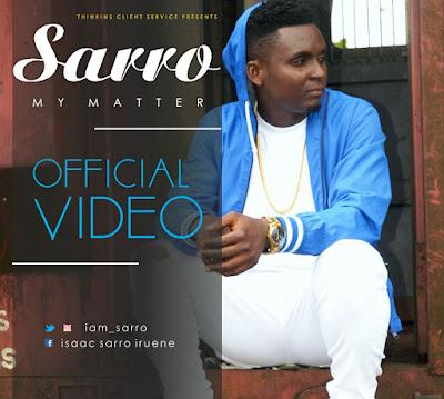 Sarro - My Matter Official Art