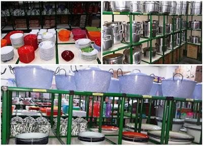 distributor peralatan memasak kota Surabaya