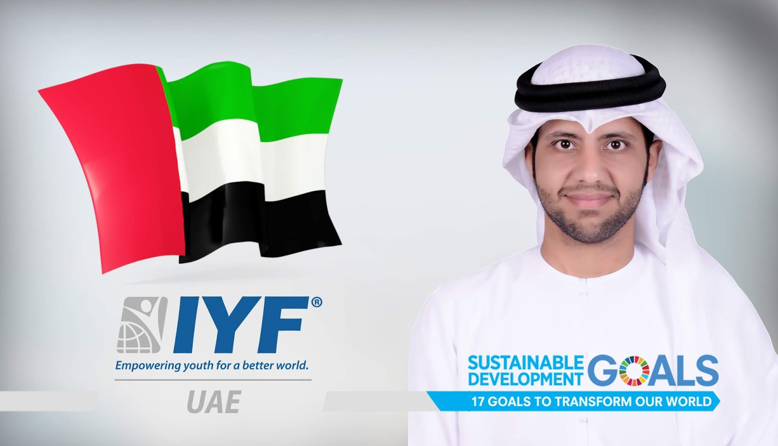 Mohamed Al Shateri, IYF Representative in UAE