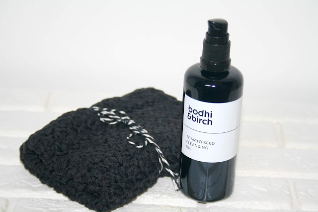 Bodhi & Birch Tomato Seed Cleansing Oil