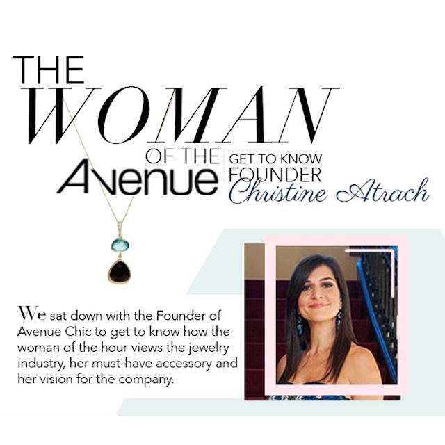 Avenue Chic | Linzer Lane Blog