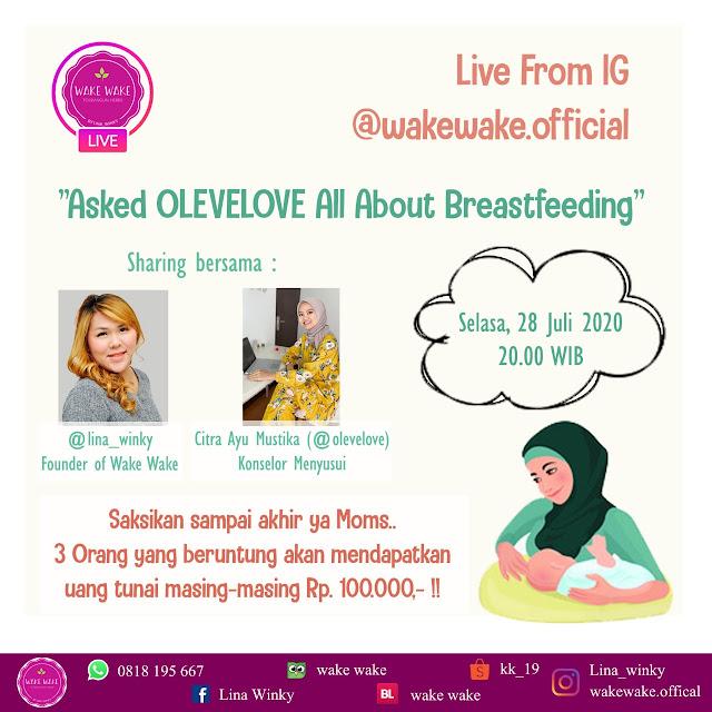 live bersama olevelove