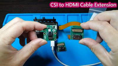 CSI to HDMI