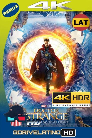 Doctor Strange (2016) BDRemux 2160P 4K Latino-Ingles mkv