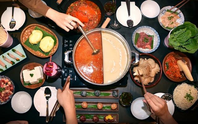 Dining Hot Spots, CITTA Mall, Petaling Jaya, Lava Steamboat, Union Roastery, Para Thai, WingStop, Trendy Tempting Gourmet