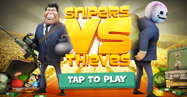 Download Gratis Snipers vs Thieves Mod Apk