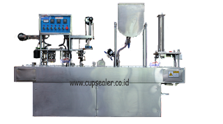 Full Automatic Cup Sealer 2 Line