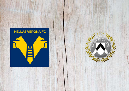 Hellas Verona vs Udinese -Highlights 27 September 2020