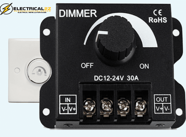 dimmers, what is dimmer, led dimmer, dimmer switch, smart dimmers @electrical2z