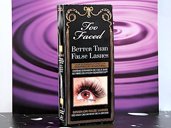 too faced better than false lashes mon crash test kleo beaut. Black Bedroom Furniture Sets. Home Design Ideas