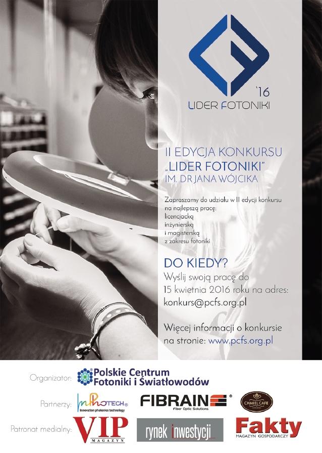 Lider Fotoniki - II edycja