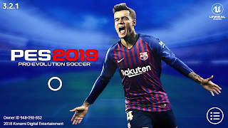 PES 2019 Mobile v3.2.1 New Kits Patch Android