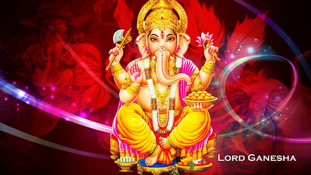 Lord Ganesha Picture Free Download